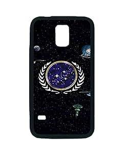 Black, S5 Rubber Case - star trek planets Photo Design Durable Rubber Tpu Silicone Case Cover For Samsung Galaxy S5 i9600
