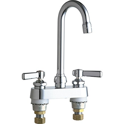 Deck Mount Lavatory Faucet - 1