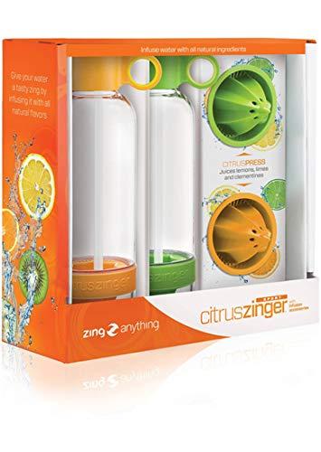 citrus zinger sports bottle - 1