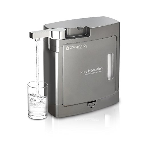 Pure Hydration Alkaline Antioxidant Water Ionizer. Superior Hydrogen Production. Excellent Filtration.