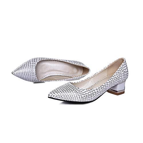 Compensées AdeeSu Silver Femme Sandales SDC05556 wExprEB