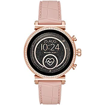 Amazon.com: Michael Kors Access Womens Runway Touchscreen ...