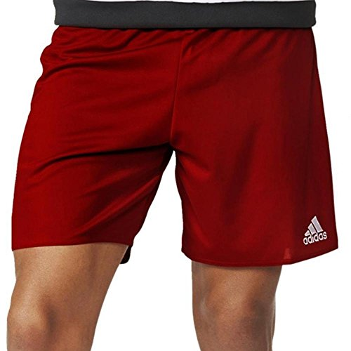 adidas Performance Men's Parma 16 Shorts, Red, Small