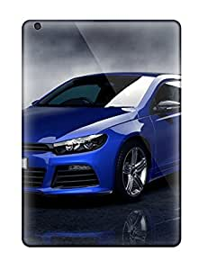 Rugged Skin Case Cover For Ipad Air- Eco-friendly Packaging(volkswagen Scirocco 23)