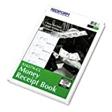 Rediform® Durable Hardcover Carbonless Numbered Money Receipt Book BOOK,RCPT,MONEY,TRP200/ST (Pack of4)