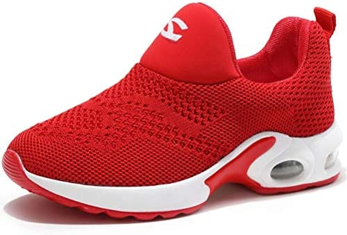 Kids Boys Girls Sneakers Running Shoes Comfortable Fashion Light Weight Slip on