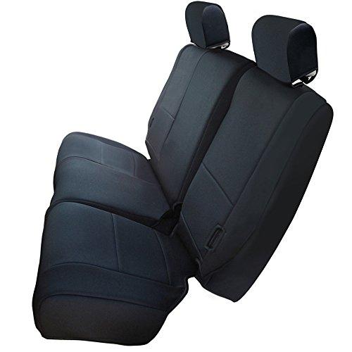 Leader Accessories Rear Split Bench Car Seat Cover Custom Fi