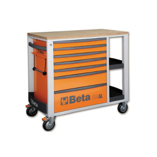 C24SL O-MOBILE ROLLER CAB ORANGE by Beta Tools