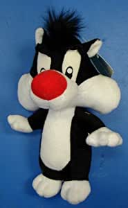 "8"" Baby Sylvester ""Baby Looney Tunes"" Plush Stuffed Toy Doll"