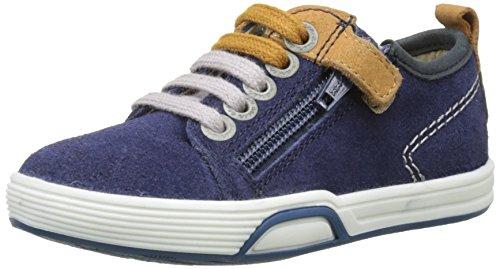 Aster Rouner - Botas Niños Azul (Bleu Encre)