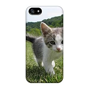Sgqnexb2594bbUIf Case Cover Cute Cat Iphone 5/5s Protective Case