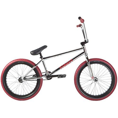 Fit 2019 BMX Dugan Chrome Complete Bike