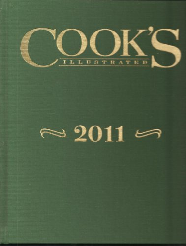 Cook's Illustrated 2011 - Book  of the Cook's Illustrated Annuals