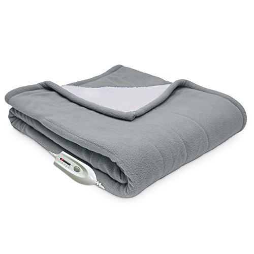 Fleece Electric Blanket - 8