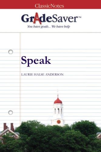 Speak Quotes And Analysis Gradesaver