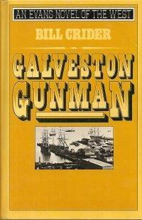 book cover of Galveston Gunman