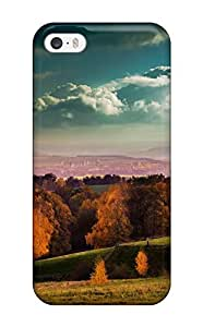 Special Design Back Autumn Phone Case Cover For Iphone 5/5s