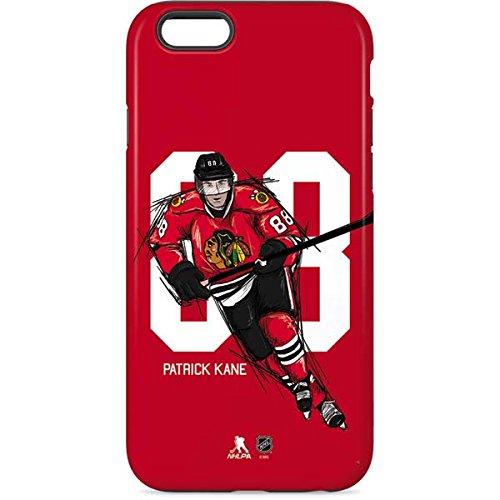 Chicago Blackhawks iPhone 6s Case - Patrick Kane #88 Action Sketch   NHL & Skinit Pro Case