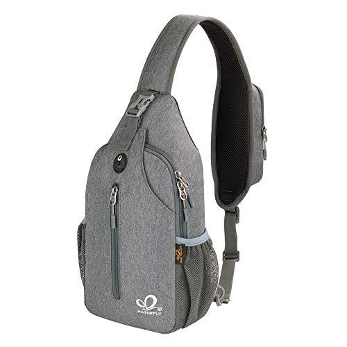 Waterfly Crossbody Sling Backpack Sling Bag Travel