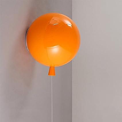 IKEA DRÖMMINGE Wandleuchte in gelb; A+ Kinderzimmer Beleuchtung Lampe
