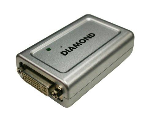 Diamond BVU160 USB Display DVI to VGA  Adapter
