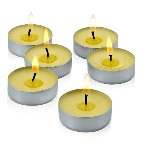 Waxations Citronella Outdoor Tealight Candles product image