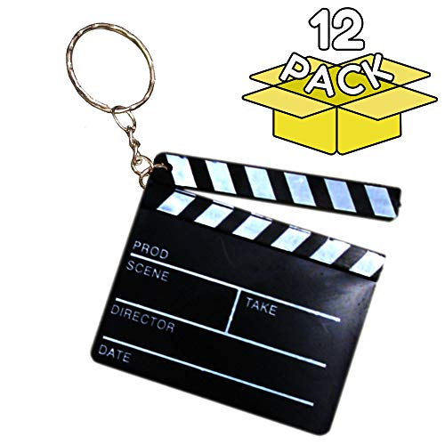 Hollywood Clapboard Keychains ()