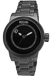 Kenneth Cole Reaction Unisex RK3249 Street Fashion Analog Display Japanese Quartz Grey Watch