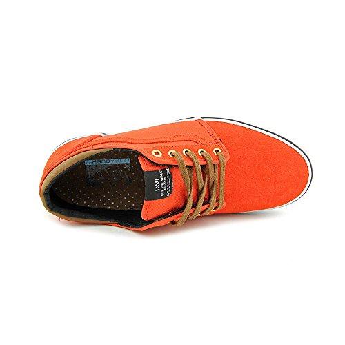 Chaussures Vans pour homme Graphe–Argile Rouge/Blanc