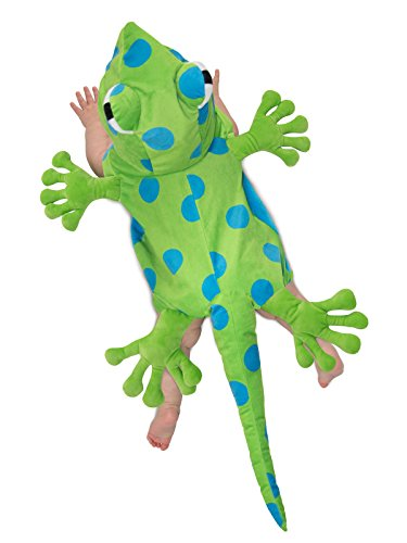 Princess Paradise Zippy the Gecko Costume, 6 to 12 Months -