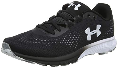 001 Running Charged Armour Chaussures Femme 001 Compétition De Under black Ua Steel Spark White Noir W 10wtZtq