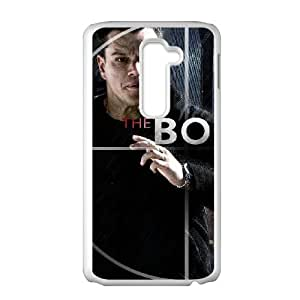 The Bourne Ultimatum LG G2 Cell Phone Case White MS4607859
