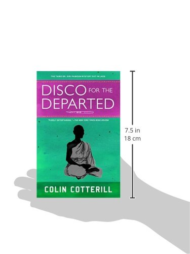 Disco for the Departed (A Dr. Siri Paiboun Mystery) - http://medicalbooks.filipinodoctors.org