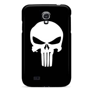 EUo4367zwsx Snap On Case Cover Skin For Galaxy S4(the Punisher Logo)