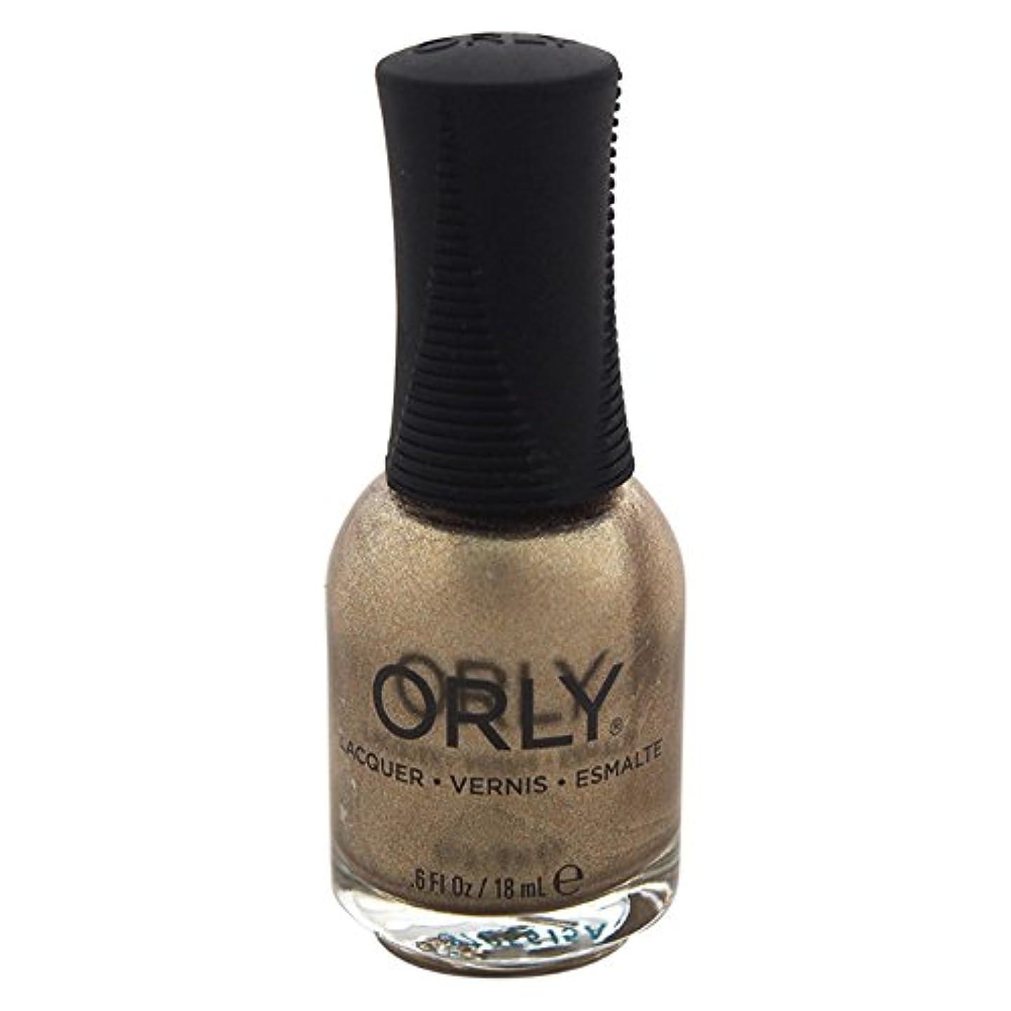 ワーディアンケースフィールド比べるOrly Nail Lacquer - Luxe - 0.6oz / 18ml