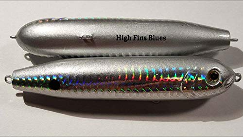 Tennessee River Monsters Demon Dragon 3.0 Lure 4-Count Pack (High Fins) (Best Of River Monsters)
