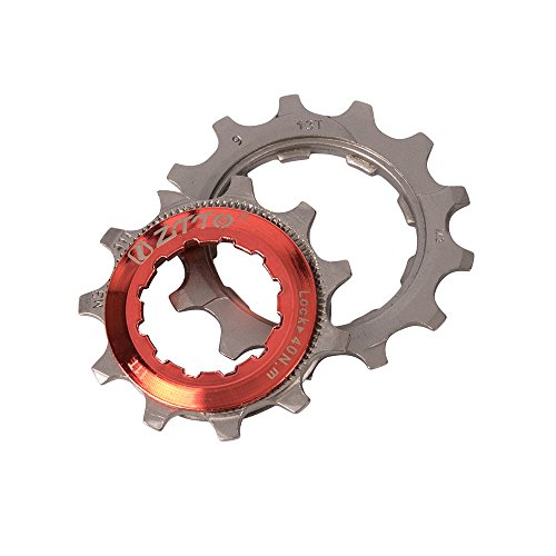 Ztto 9 Speed Cassette 11-40 T for Shimano Hub Mountain Bike MTB Bicycle by Ztto (Image #3)