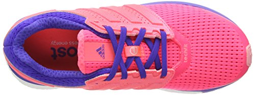 Fla de Femme Supernova Flared adidas 7 Running Boost Rouge Chaussures Glide Boo w0P0qxgX1