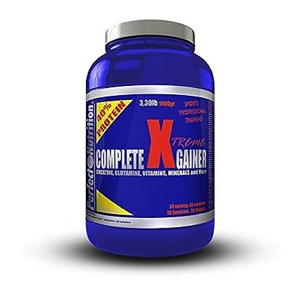 Perfect Nutrition Complete Extreme Gainer, Suplementos para deportistas, Sabor a Vainilla - 1500 gr