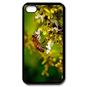 Bee Phone Case, Only Fit To iPhone 4,4S