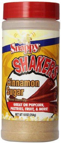 Snappy Popcorn Snappy Popcorn Cinnamon Sugar Shaker, 10 oz. by Snappy Popcorn