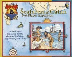 - Seafarers of Catan: 5-6 Player Expansion [Box Set]