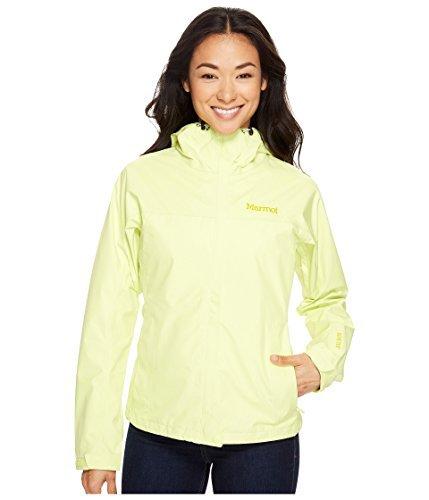 Marmot Women's Minimalist Jacket: Shell (SunnyLime, Small) Gore Tex Paclite Shell