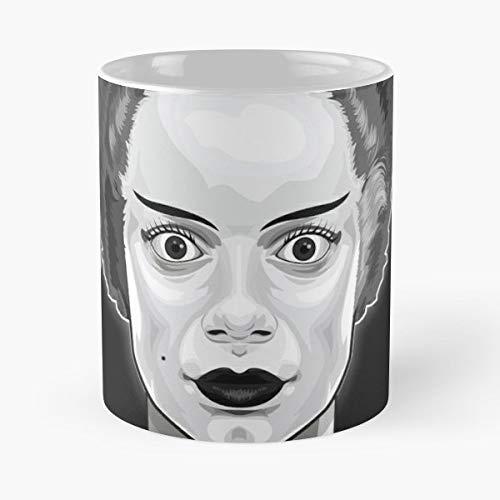 Bride Frankenstein Monster Horror - Coffee Mug And Tea Cup Gift 11 Oz Best Mugs For Choose ()