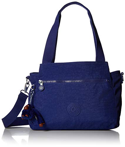 Kipling Elysia Solid Convertible Crossbody Bag, cobalt dream Tonal