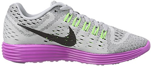 Flash Grey 705462 Black fuchsia Grau Running Wolf Chaussures de Femme NIKE Uvq6TCPwq