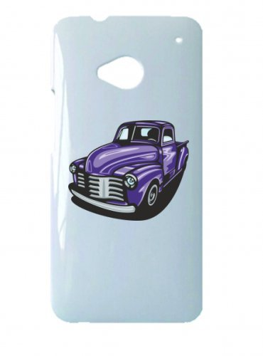 "Smartphone Case Apple IPhone 6+/ 6S Plus ""hot Rod Sportwagen Oldtimer Young Timer Shellby Cobra GT Muscel Car America Motiv 9781"" Spass- Kult- Motiv Geschenkidee Ostern Weihnachten"