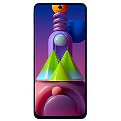 Samsung Galaxy M51 (Electric Blue)