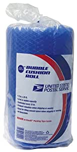 LePage's USPS Bubble Cushion, 12 x 25 Feet, Blue (81119)