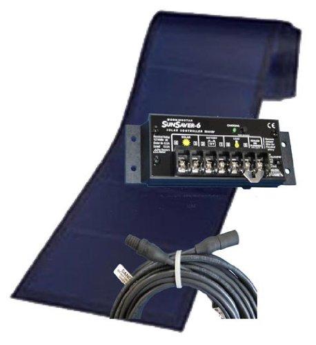 272 watts Solar Battery Charger Kit for 24V batteries. In...